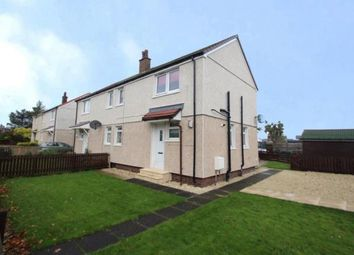 Thumbnail 2 bed semi-detached house for sale in Woodlands Avenue, Irvine, North Ayrshire