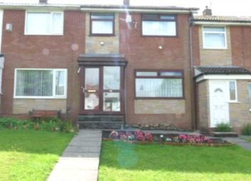 Thumbnail 3 bed terraced house for sale in Grosvenor Way, Horwich, Bolton