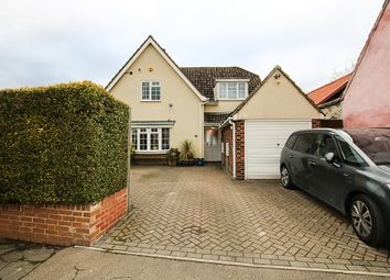 Thumbnail 6 bed detached house for sale in The Causeway, Burwell