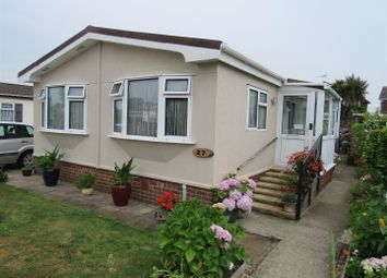 Thumbnail 3 bed mobile/park home for sale in Orchard Park Homes, Reculver Road, Herne Bay