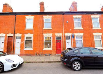 Thumbnail 2 bedroom terraced house for sale in Mostyn Street, Leicester