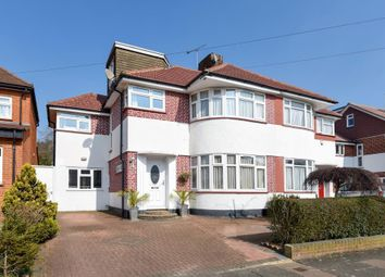 Thumbnail 5 bed semi-detached house for sale in St. Edmunds Drive, Harrow