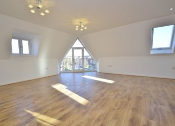 Thumbnail 3 bed flat to rent in The Penthouse, 1A Carlyle Road, West Bridgford