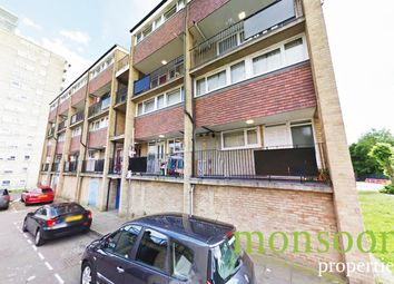 Thumbnail 3 bed flat for sale in Palmers Road, London