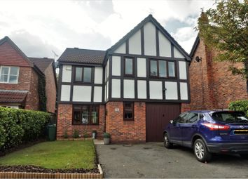 Thumbnail 4 bed detached house for sale in Mornant Avenue, Northwich