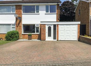 Thumbnail 3 bed semi-detached house for sale in Northleigh Close, Loose, Maidstone, Kent