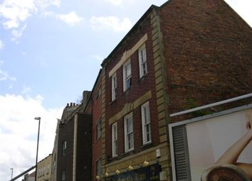 Thumbnail 4 bed flat to rent in Hotwell Road, Bristol