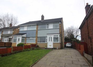 Thumbnail 3 bed semi-detached house for sale in Calder Avenue, Hindley Green, Wigan