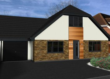 Thumbnail 4 bed detached bungalow for sale in Burton Rise, Walesby, Newark