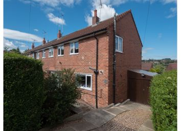 Thumbnail 3 bed semi-detached house for sale in King George Avenue, Leeds