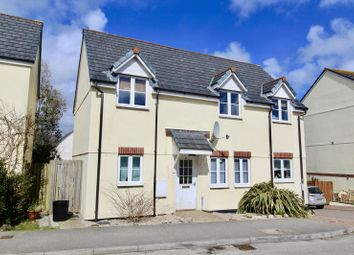 Thumbnail 2 bed flat for sale in Swans Reach, Swanpool, Falmouth