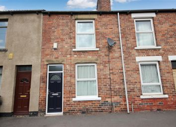Thumbnail 2 bed terraced house for sale in Rodman Street, Woodhouse, Sheffield