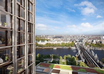 Thumbnail 2 bed flat for sale in 8 Casson Square, Southbank Place
