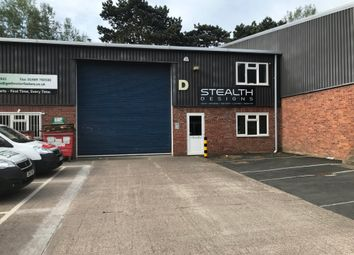 Thumbnail Light industrial to let in Ashburton Industrial Estate, Ross-On-Wye
