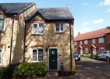 Thumbnail 3 bed semi-detached house for sale in Lime Kiln Close, Silverstone, Towcester, Northants