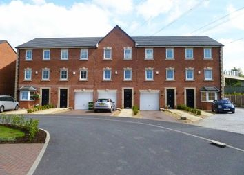 Thumbnail 4 bedroom town house to rent in The Old Tramway, Tramway Lane, Bamber Bridge