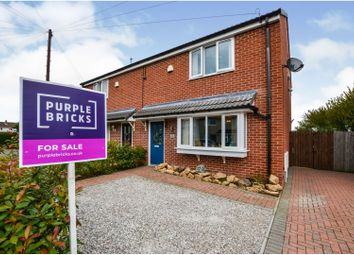 Thumbnail 3 bed semi-detached house for sale in Ulrica Drive, Rotherham