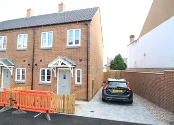 Thumbnail 2 bed semi-detached house to rent in Princess Road, Hinckley