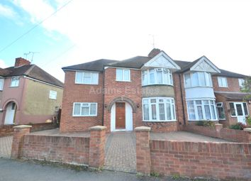 Thumbnail 4 bed semi-detached house to rent in Byron Road, Reading