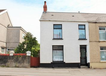 Thumbnail 3 bedroom end terrace house for sale in West Street, Gorseinon, Swansea