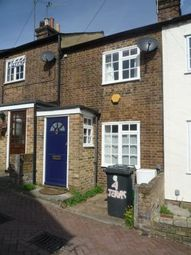 Thumbnail 2 bed terraced house to rent in Jervis Road, Bishop's Stortford, Hertfordshire