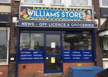 Thumbnail Retail premises for sale in Wolverhampton Road, Oldbury