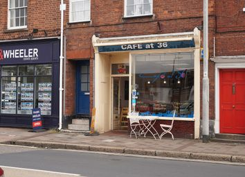 Thumbnail Restaurant/cafe for sale in Cowick Street, Exeter, Devon