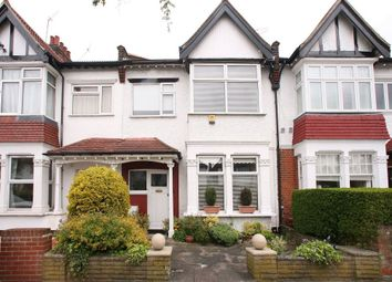 Thumbnail 3 bed terraced house for sale in Briarfield Avenue, Finchley
