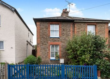 Thumbnail 2 bed semi-detached house for sale in Vincent Road, Kingston Upon Thames