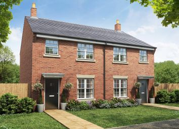 Thumbnail 3 bed semi-detached house for sale in Castle Vale, Barnard Castle, Co Durham
