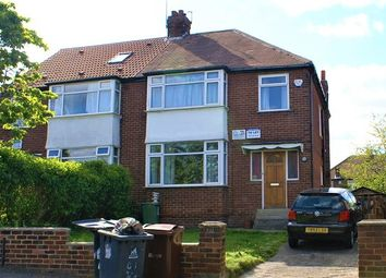 2 bed semi-detached house to rent in Becketts Park Crescent, Headingley, Leeds LS6