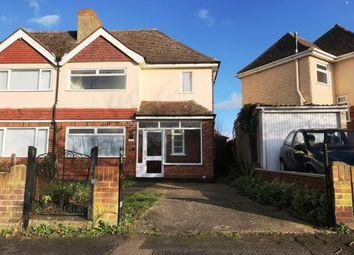 Thumbnail 3 bed semi-detached house for sale in Bradwell Road, Bradville, Milton Keynes, Buckinghamshire