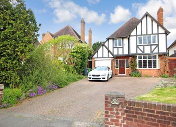 Thumbnail 3 bed detached house for sale in St. Helens Road, Solihull