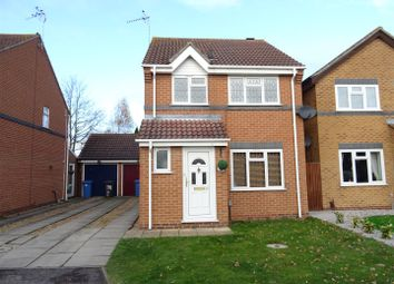 Thumbnail 3 bedroom detached house for sale in Broad Meadow, Ipswich