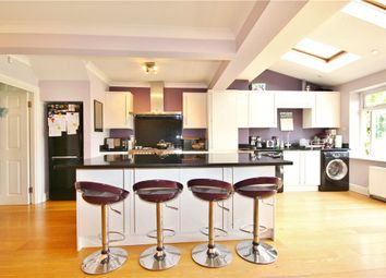 Thumbnail 4 bed semi-detached house for sale in Rydal Gardens, Whitton, Hounslow