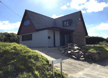Thumbnail 4 bedroom detached house for sale in Two Trees Estate, Wadebridge