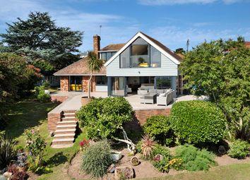 Boucher Road, Budleigh Salterton, Devon EX9. 5 bed detached house