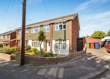 Thumbnail 5 bed semi-detached house for sale in Golding Crescent, Corringham, Stanford-Le-Hope