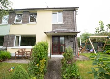 Thumbnail 3 bedroom semi-detached house for sale in Bryn Wyre, Lledrod, Aberystwyth