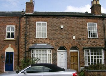 Thumbnail 2 bed terraced house to rent in Byrom Street, Hale, Cheshire
