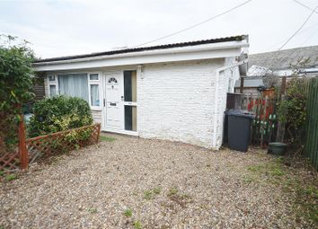 Thumbnail 1 bed detached bungalow for sale in Colne Way, Point Clear Bay, Clacton-On-Sea