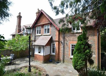 Thumbnail 3 bed semi-detached house for sale in Speen Lodge Cottages, Hill Road, Newbury, Berkshire