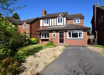Thumbnail 4 bedroom detached house for sale in Spring Hill, Freckleton, Preston