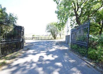 Thumbnail 4 bedroom farmhouse for sale in Denholme House Farm Drive, Denholme, Bradford