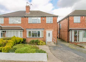 Thumbnail 3 bed semi-detached house for sale in Cherry Tree Avenue, Yew Tree, Walsall