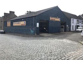 Thumbnail Industrial for sale in 19 Buchanan Street, Dundee