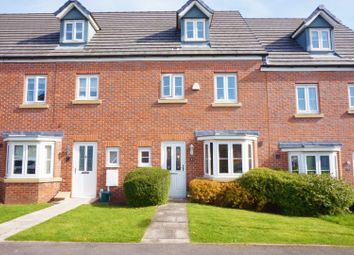 Thumbnail 4 bed town house for sale in Reedmace Walk, Newcastle