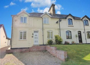 Thumbnail 4 bed property to rent in North End Road, Exning, Newmarket