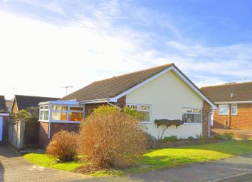 Thumbnail 2 bed detached bungalow for sale in Nuthatch Road, Eastbourne