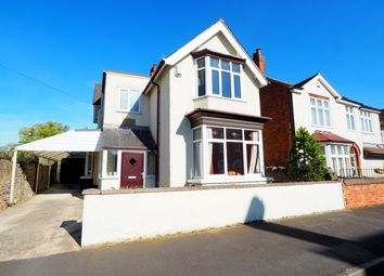 Thumbnail 3 bed detached house for sale in Lawn Avenue, Sutton-In-Ashfield